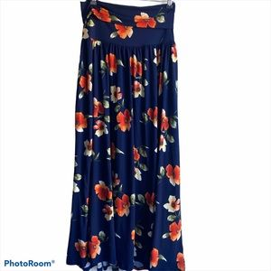 Swak Sealed by a Kiss Plus size Floral Maxi